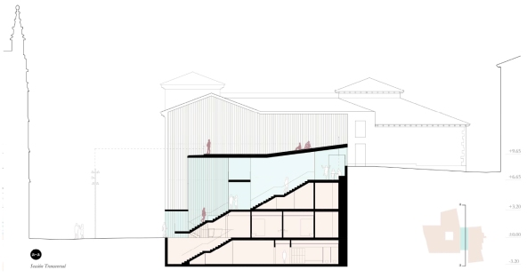 bov estudio - Archivo Burgos 7 (arquitectura)