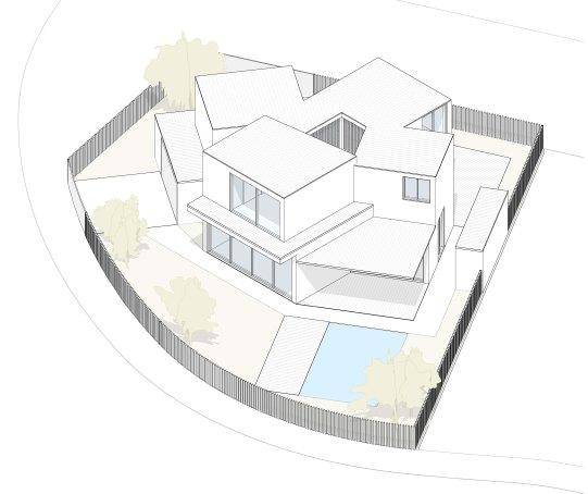 bov estudio - Casa R 4 (arquitectura)