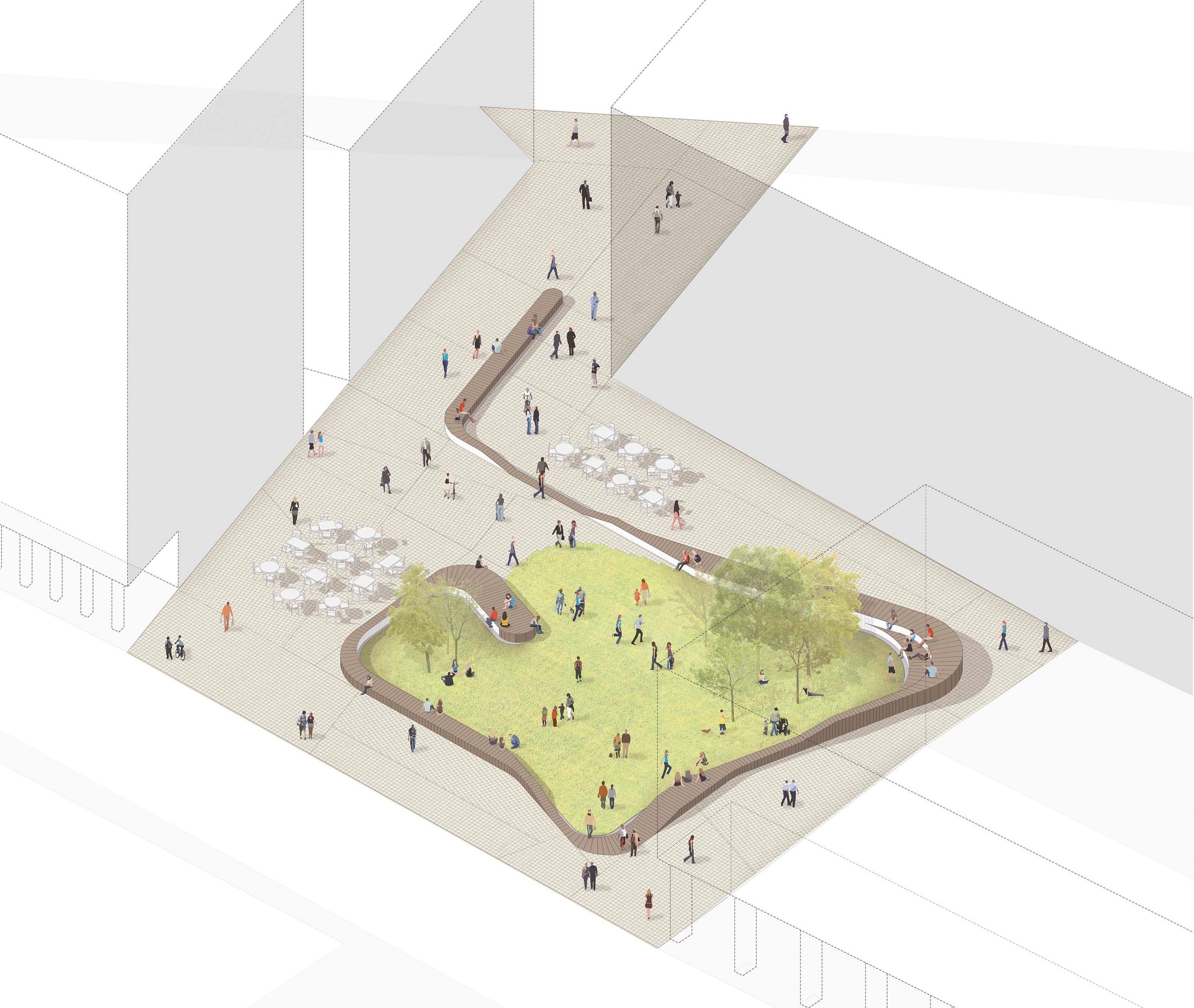bov estudio - Plaza de las Concepciones 3 (arquitectura)