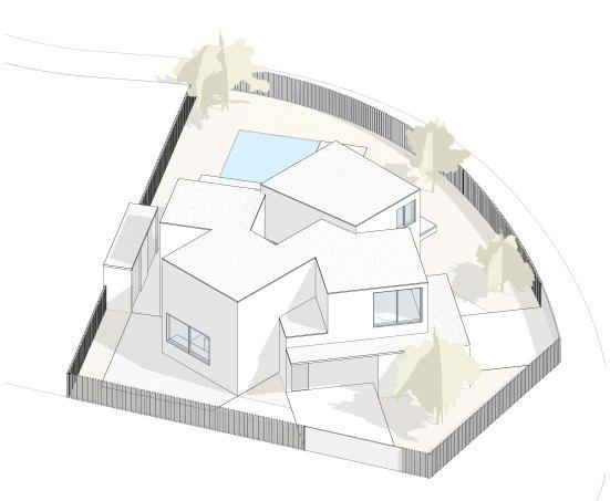 bov estudio - Casa R 3 (arquitectura)