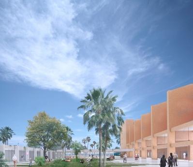 bov estudio - Auditorio Almería 3 (arquitectura)