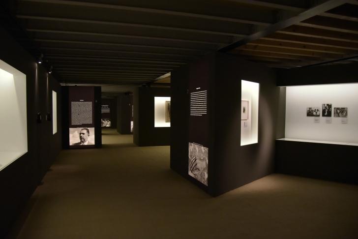 bov estudio - Expo Exilio 3 (Arquitectura)